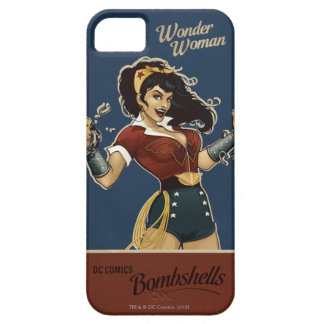 Wonder Woman Bombshell iPhone SE/5/5s Case