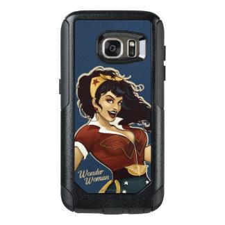 Wonder Woman Bombshell OtterBox Samsung Galaxy S7 Case