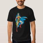 Wonder Woman Cape Tshirt