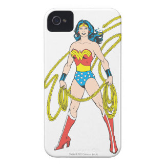 Wonder Woman iPhone 4 Case-Mate Cases