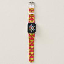 Wonder Woman | Classic Logo Apple Watch Band