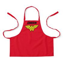 Wonder Woman | Classic Logo Apron