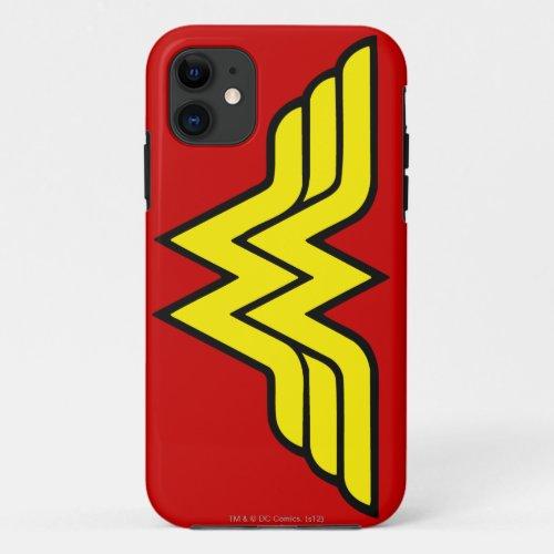 Wonder Woman | Classic Logo Phone Case