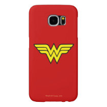 Wonder Woman | Classic Logo Samsung Galaxy S6 Case
