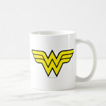 Wonder Woman | Classic Logo Coffee Mug