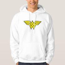 Wonder Woman | Classic Logo Hoodie