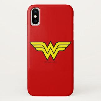 Wonder Woman | Classic Logo iPhone X Case