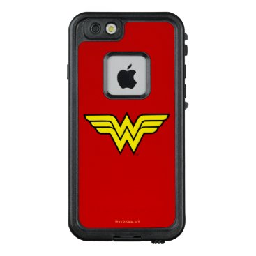 USA Themed Wonder Woman | Classic Logo LifeProof FRĒ iPhone 6/6s Case