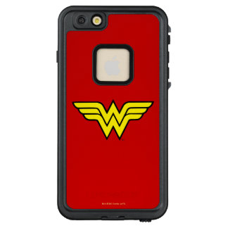 Wonder Woman | Classic Logo LifeProof FRĒ iPhone 6/6s Plus Case