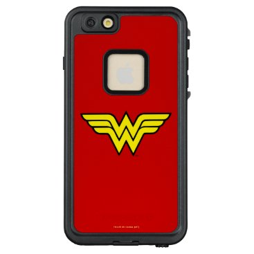 USA Themed Wonder Woman | Classic Logo LifeProof FRĒ iPhone 6/6s Plus Case