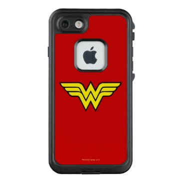 USA Themed Wonder Woman | Classic Logo LifeProof FRĒ iPhone 7 Case