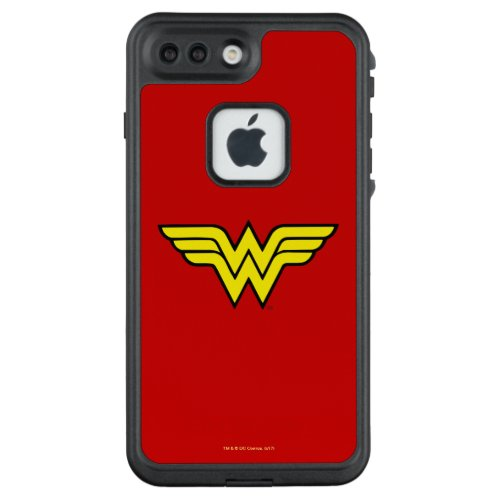 Wonder Woman | Classic Logo LifeProof FRĒ iPhone 7 Plus Case