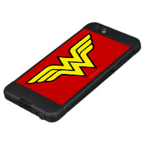 Wonder Woman | Classic Logo LifeProof NÜÜD iPhone 6s Plus Case