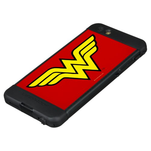 Wonder Woman | Classic Logo LifeProof N&#220&#x3B;&#220&#x3B;D iPhone 6s Plus Case