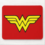 "Wonder Woman | Classic Logo Mouse Pad<br><div class=""desc"">Wonder Woman -DC Originals</div>"
