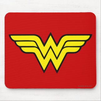 Wonder Woman | Classic Logo Mouse Pad