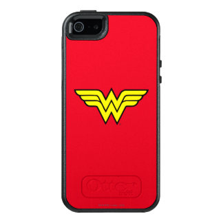 Wonder Woman | Classic Logo OtterBox iPhone 5/5s/SE Case