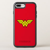 Wonder Woman | Classic Logo OtterBox Symmetry iPhone 8 Plus/7 Plus Case