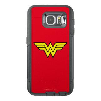 Wonder Woman | Classic Logo OtterBox Samsung Galaxy S6 Case