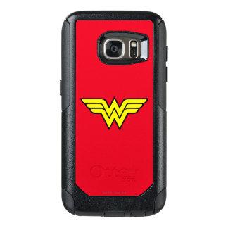 Wonder Woman | Classic Logo OtterBox Samsung Galaxy S7 Case