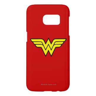 Wonder Woman | Classic Logo Samsung Galaxy S7 Case