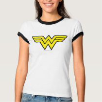 Wonder Woman | Classic Logo T-Shirt