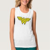Wonder Woman | Classic Logo Tank Top