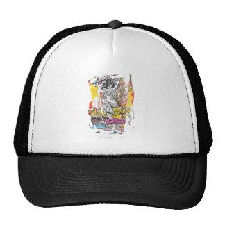 Wonder Woman Collage 1 Trucker Hats
