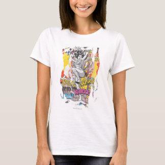 Wonder Woman Collage 1 T-Shirt