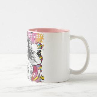 Wonder Woman Collage 3 Mugs