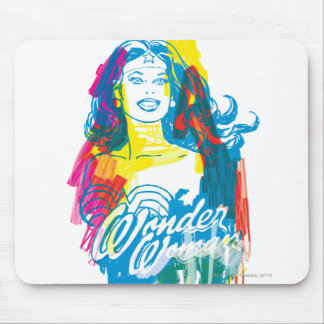 Wonder Woman Colorful 1 Mouse Pad