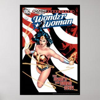 Wonder Woman Comic Cover #12 Poster