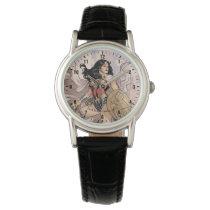 Wonder Woman Comic Cover #13 Wristwatch