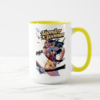 Wonder Woman Comic Cover #1 Mug