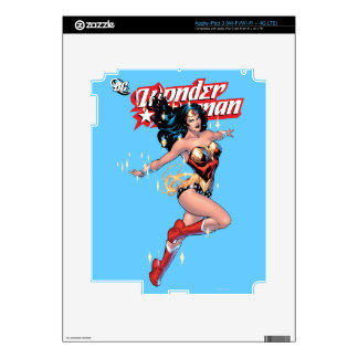 Wonder Woman Comic Cover Decal For iPad 3