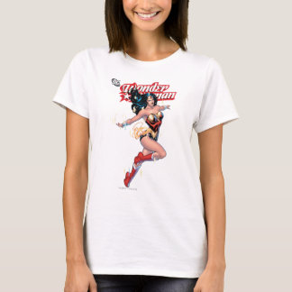 Wonder Woman Comic Cover T-Shirt