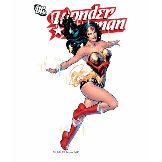 Wonder Woman Comic Cover shirt