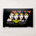 Wonder Woman Comic Evolution Graphic HP Laptop Skin