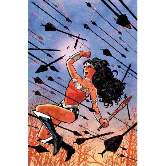 Wonder Woman Cover #1 Cutout