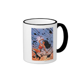 Wonder Woman Cover #1 Ringer Mug