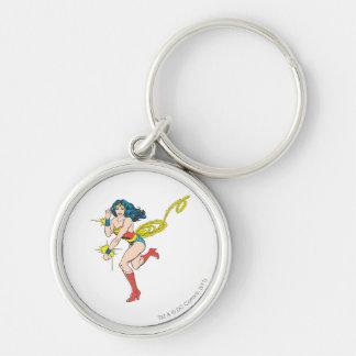 Wonder Woman Cuffs Keychain