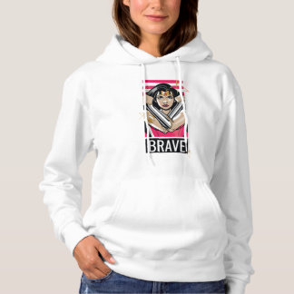 Wonder Woman Defend - Template Hoodie
