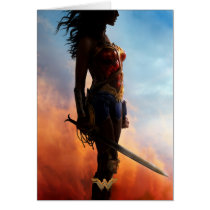 Wonder Woman Duststorm Silhouette