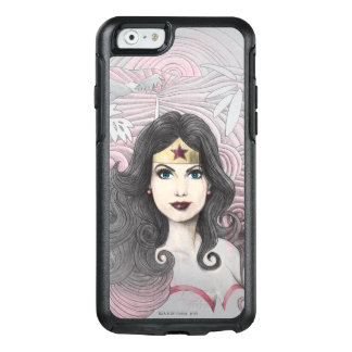 Wonder Woman Eagle and Trees OtterBox iPhone 6/6s Case