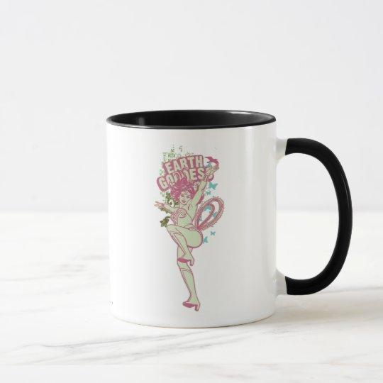 Wonder Woman Earth Goddess Mug