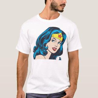Wonder Woman Face T-Shirt