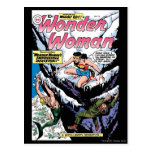Wonder Woman Featuring Wonder Girl Postcard