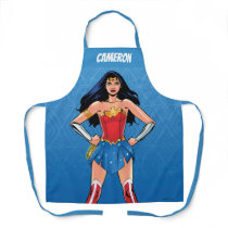 Wonder Woman - Fight For Peace Apron
