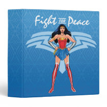 Wonder Woman - Fight For Peace Binder