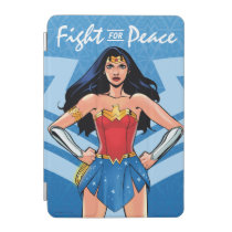 Wonder Woman - Fight For Peace iPad Mini Cover
